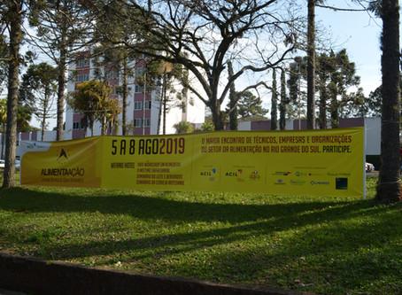 """Jornada AlimentaAção 2019 - Com o mote """"Informação é a grande ideia"""", evento começa segunda-feira"""