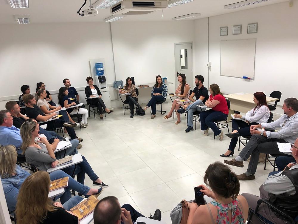 Grupo Técnico de Alimentos (GTA) se reúne regularmente para debater detalhes do evento e assuntos relacionados ao setor - Divulgação