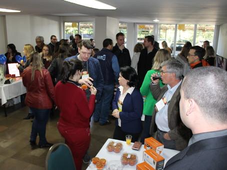 Jornada AlimentaAção 2019 amplia Salão do Expositor e conta com mais de 30 empresas