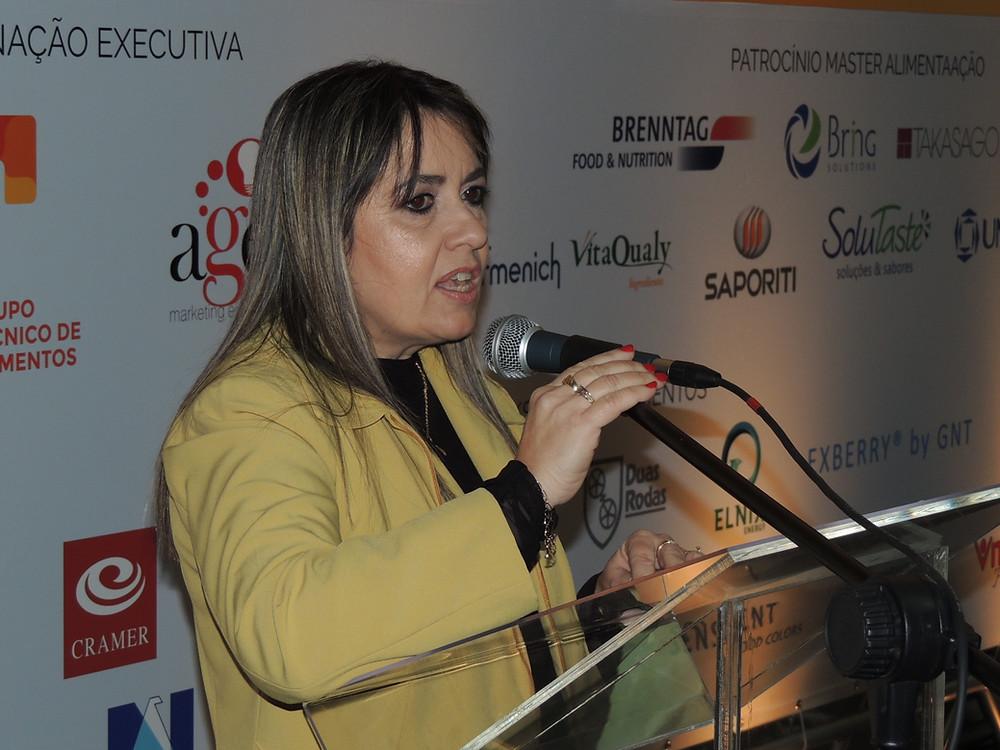 Coordenadora executiva da Jornada, a farmacêutica e bioquímica Tânia Gräff declarou o desejo de que os profissionais que aqui atuam sejam qualificados - Crédito: Clarissa Jaeger