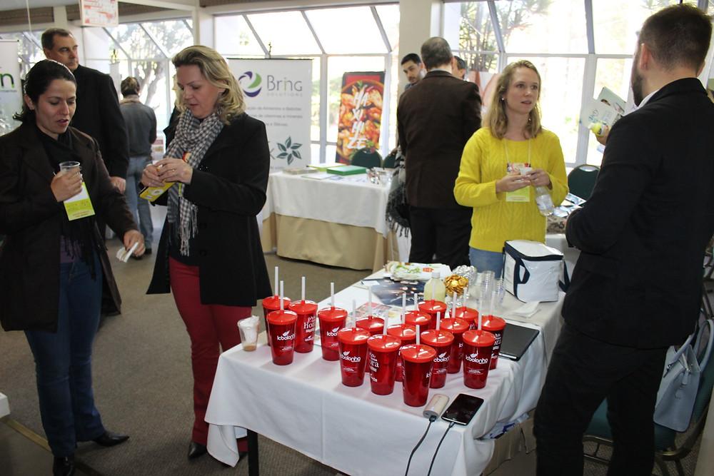 Na última edição, 18 expositores participaram do evento - Crédito: Arquivo / Divulgação