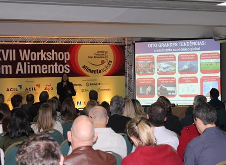 Novo espaço para expositores e Seminário do Leite são novidades da Jornada AlimentaAção 2019