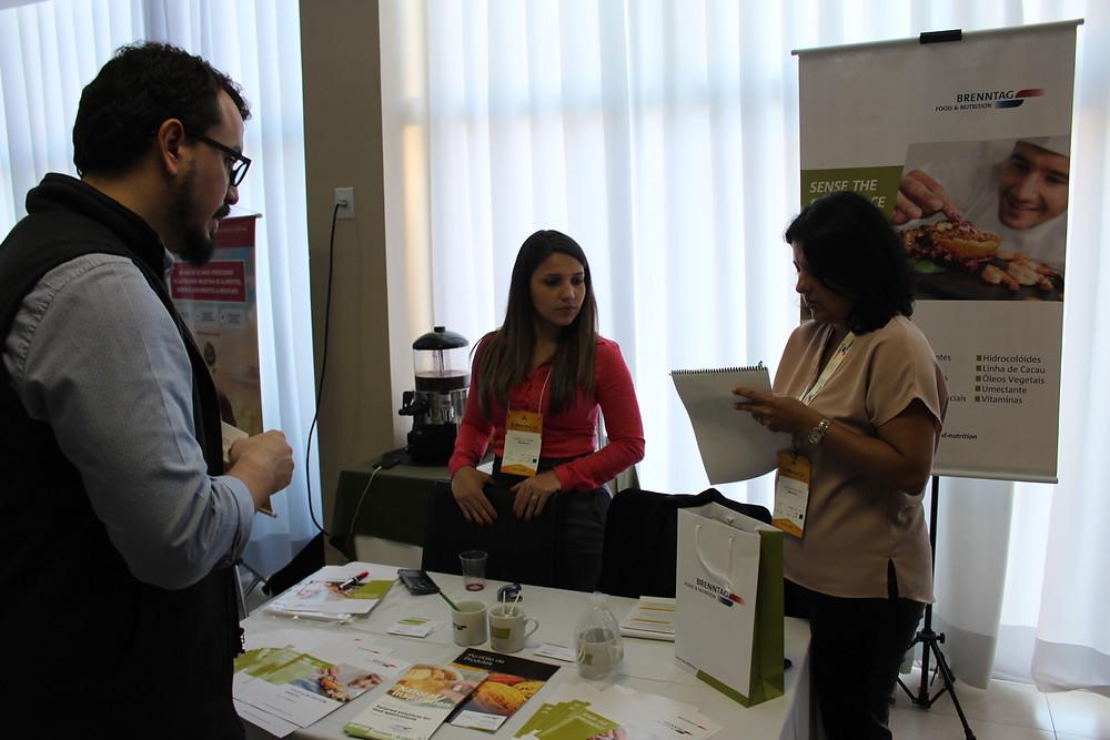 Brenntag apostou na Jornada para explorar a Brenntag Food-Nutrition - Crédito: Simone Rockenbach
