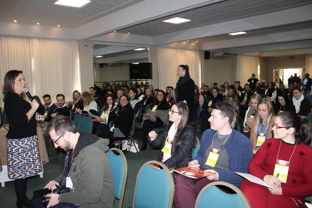 A exemplo do ano passado, programação de palestras e exposição de fornecedores vai ocorrer no Weiand Hotel - Divulgação