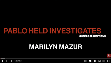 Marilyn mazur-interview.png