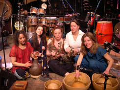 MARILYN MAZUR's Percussion Paradise