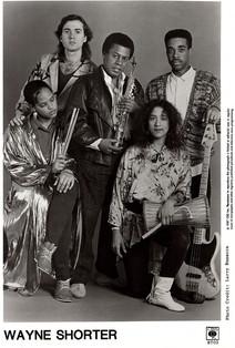 Wayne Shorter Quintet 1987