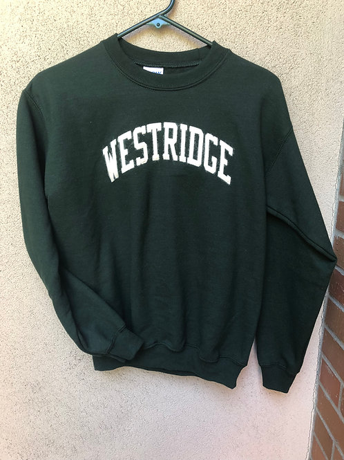 Westridge Arch Crewneck Sweatshirt