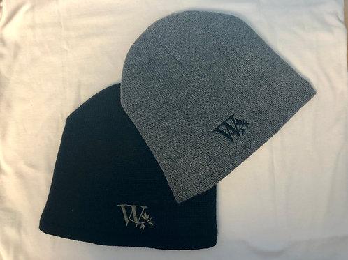 """""""W"""" Knit Cap"""
