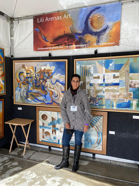 Lili Arenas Booth ArtWalk 1.jpg