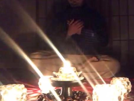 【体感レポート】2月12日みずがめ座新月ZOOMオンライン瞑想会レポート