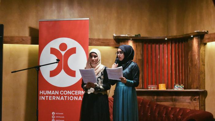 OCE x HCI: Yemen Famine Relief Event
