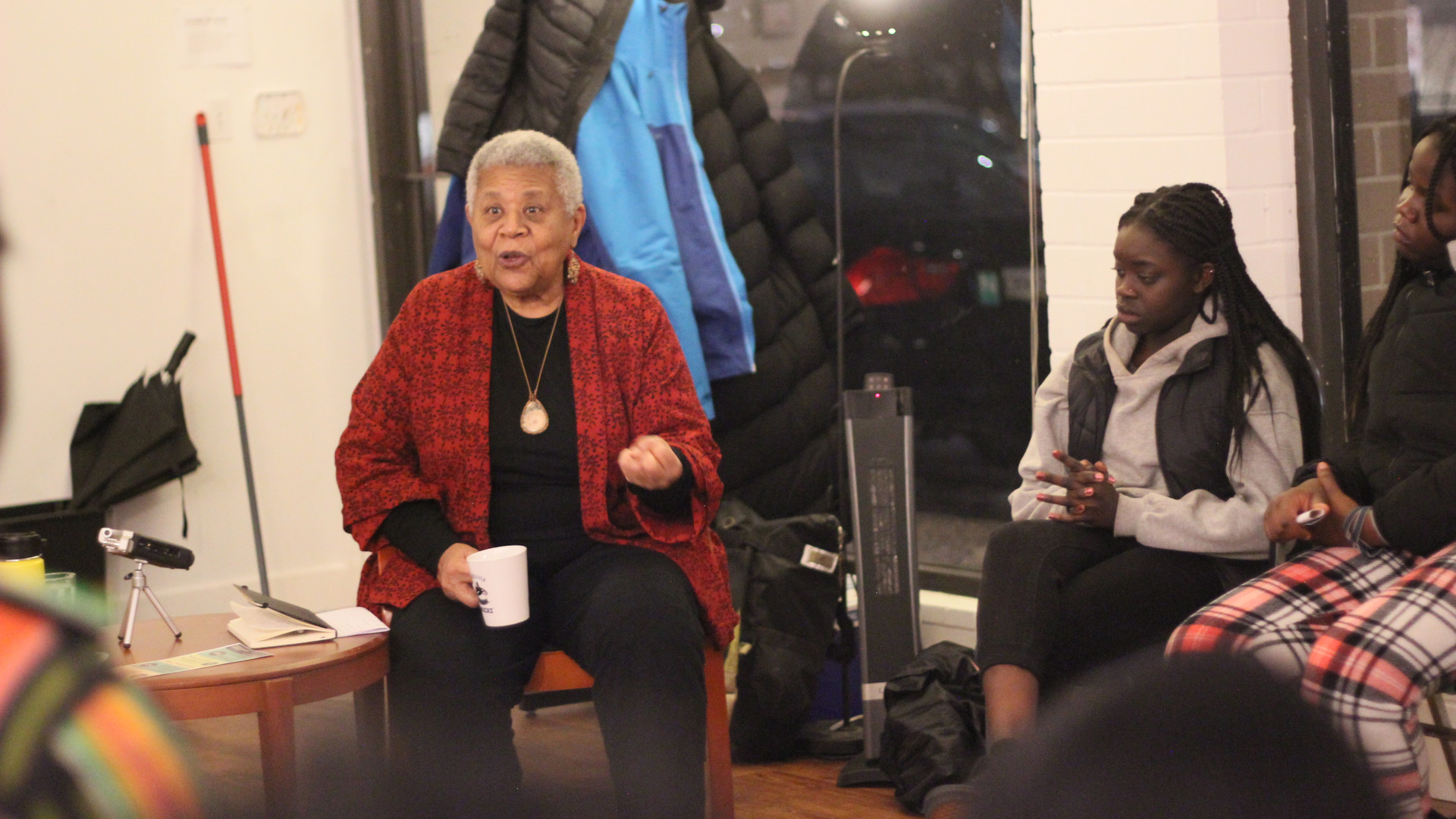 OCE's Event, Conversation with Minnijean Trickey