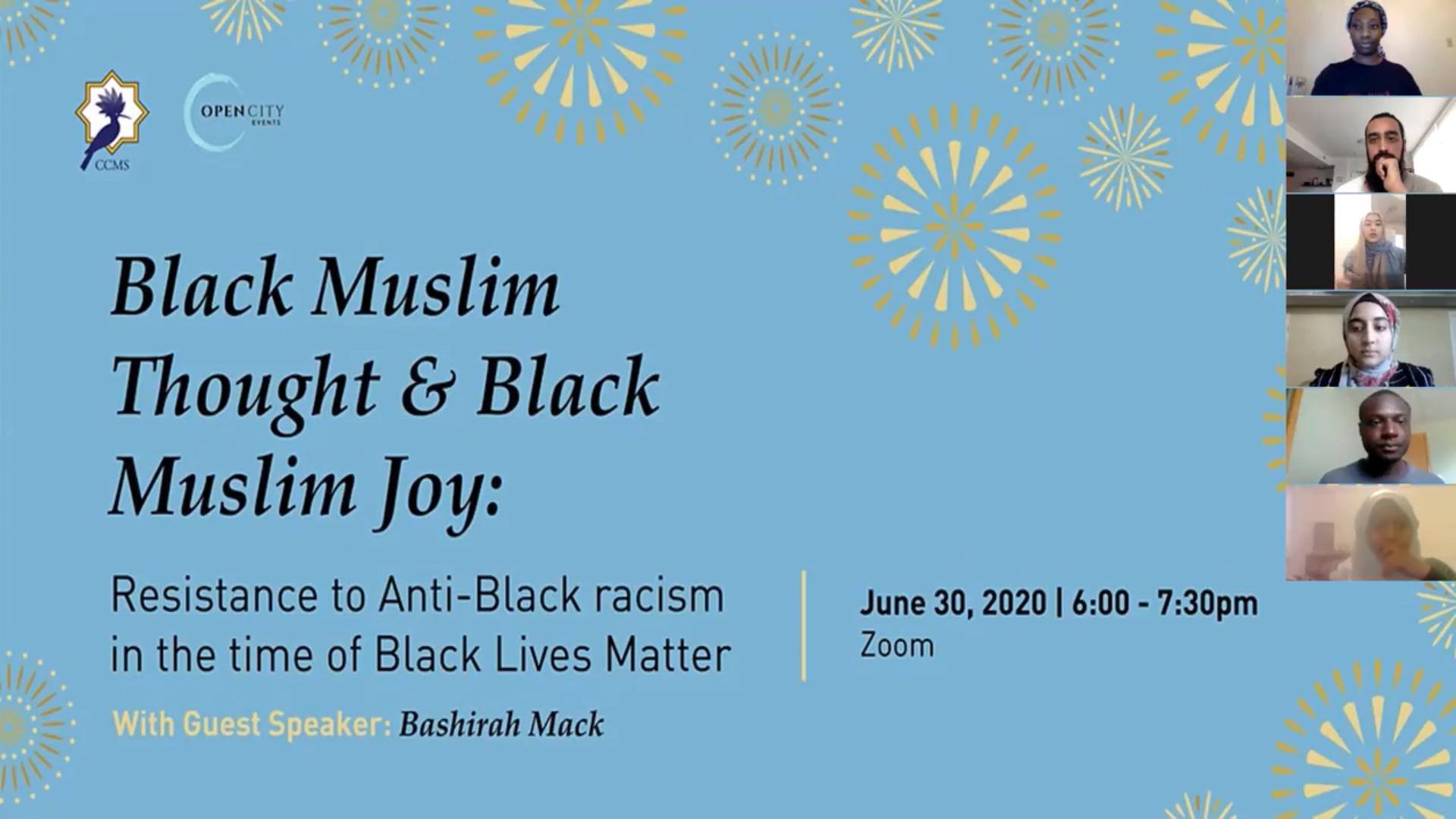 Black Muslim Thought