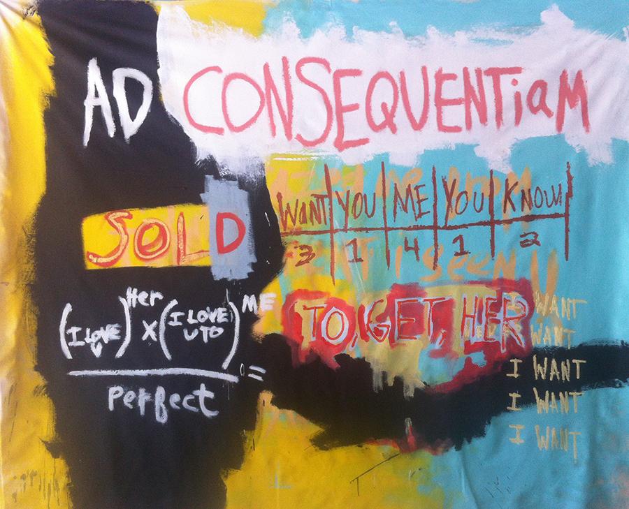 Eric Burwell - Ad Consequentiam