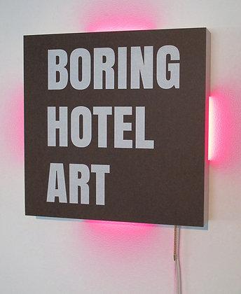 John Bell - Boring Hotel Art