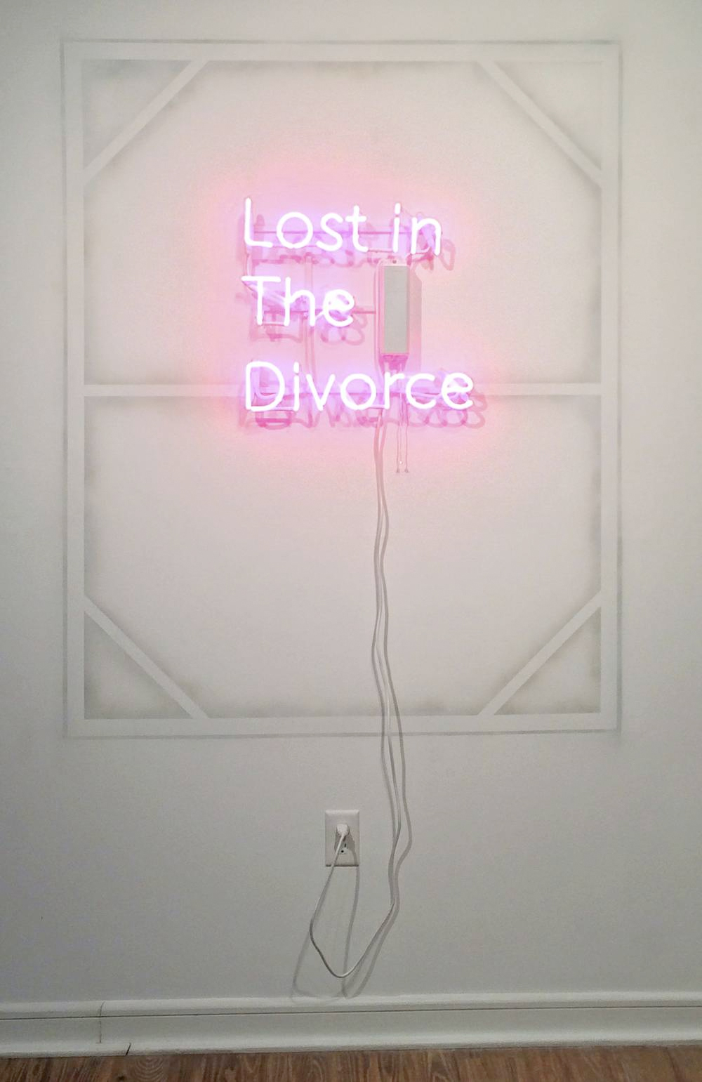 John Bell - Lost in the Divorce
