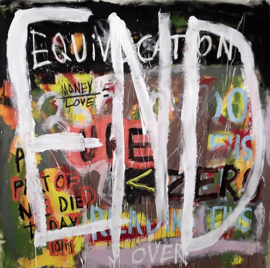 Eric Burwell - End