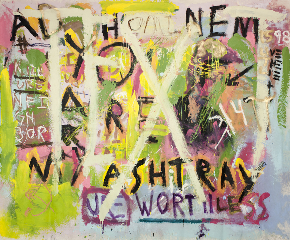 Eric Burwell - Text