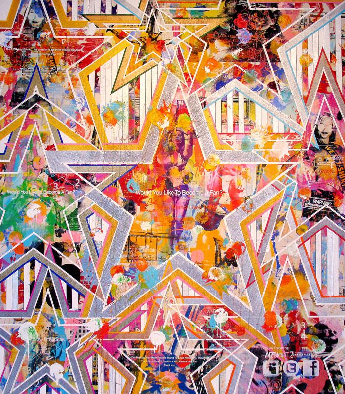 The Warhol Prophesy Supernova #2
