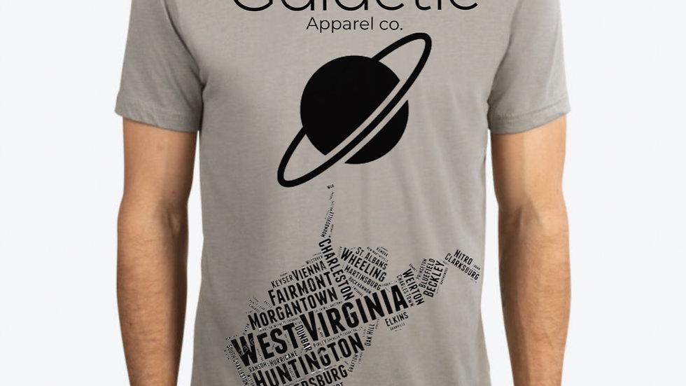 West Virginia Galactic Tee