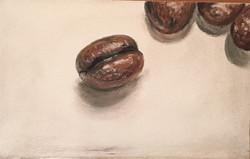 Coffee Bean Enlarged