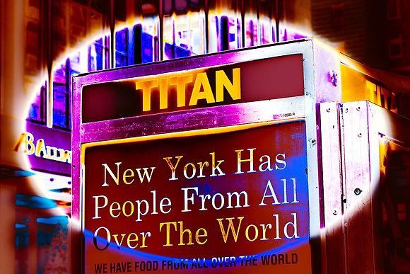 New York Has People
