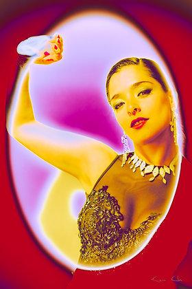Tango Dancer no.3 Red Version1