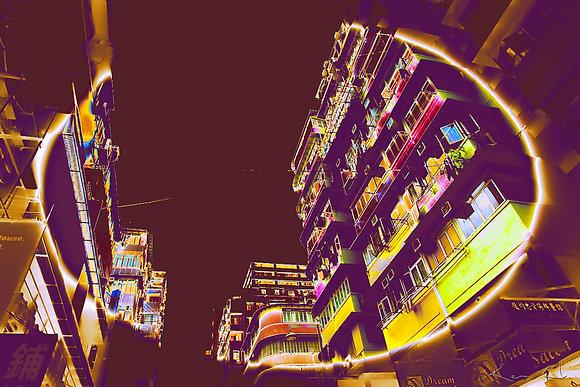 Mong Kok Colors no.2