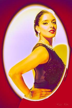 Tango Dancer no.1 Red Version1