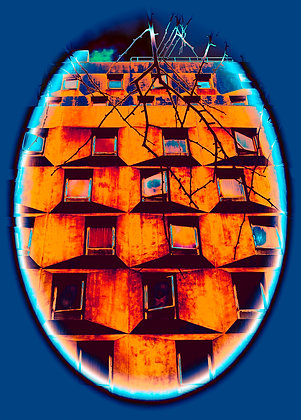 New York Window Soul Portals no.1