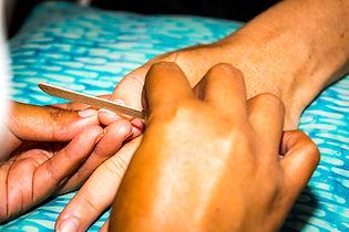 Manicure Gili Trawangan OPI