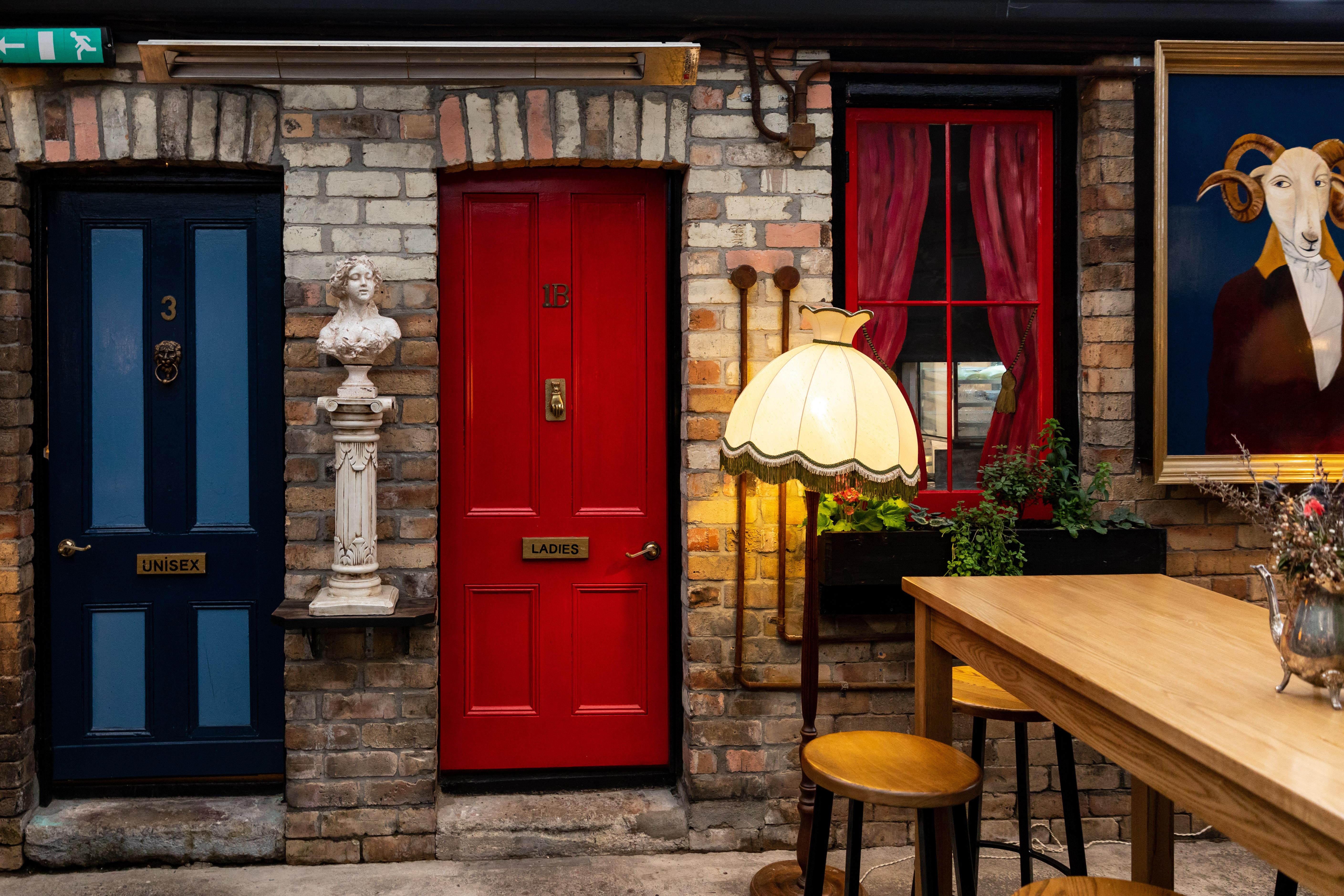 Hoppers Garden Bar