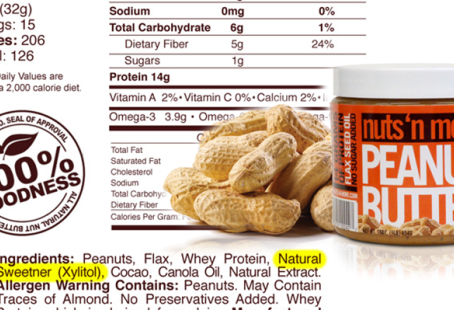 Did You Know Peanut Butter Can Be Toxic for Your Dog?