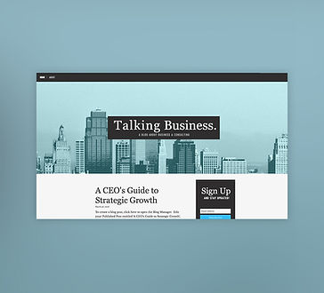 The Professional Edge Resume & Business Services creates website content for local, regional, and national clients.