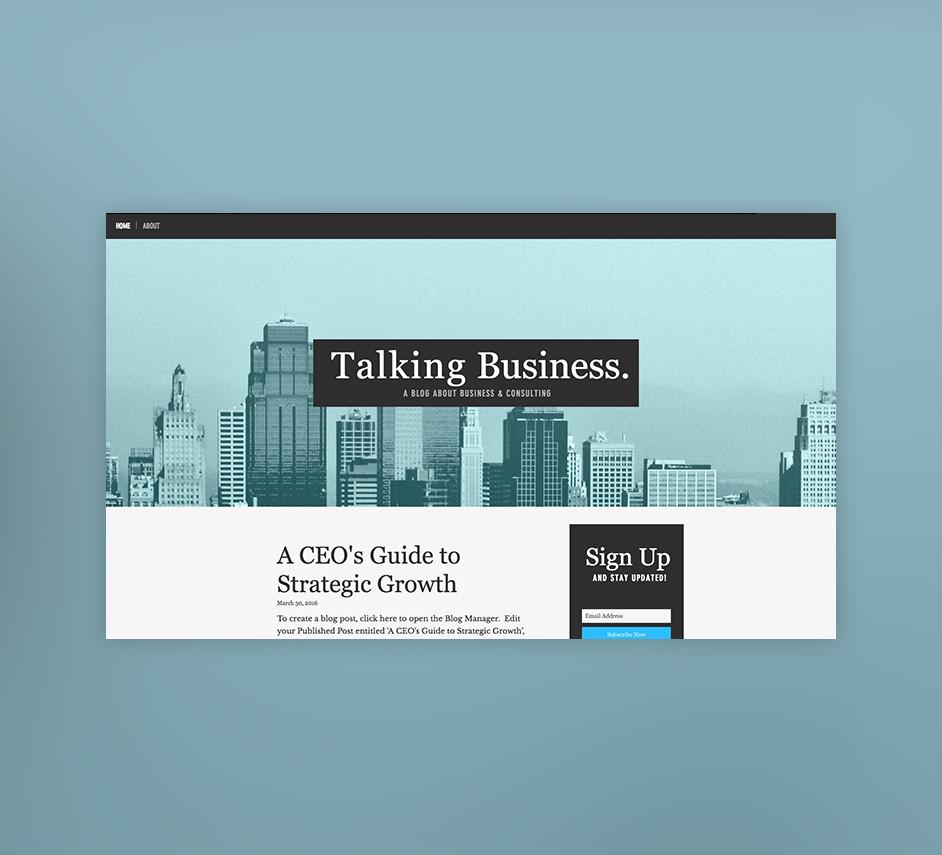 Web Design Advertising