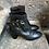 Thumbnail: Klassische Leder-Stieflette mit 6 cm Absatz