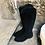 Thumbnail: Wunderschöner Rauleder-Stiefel, schwarz