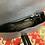 Thumbnail: Schwarze Leder pochette