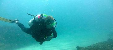 Ginette diving, Bocas del Toro