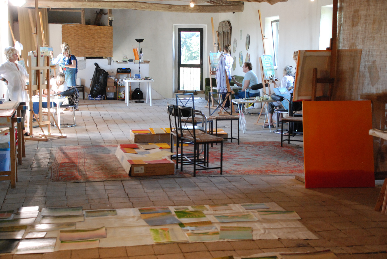 Our Villa Art Studio