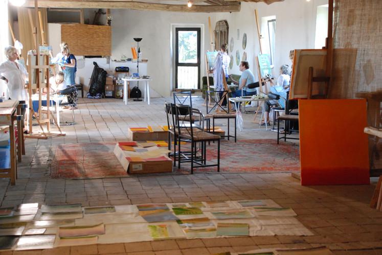 Our Villa Art Studio