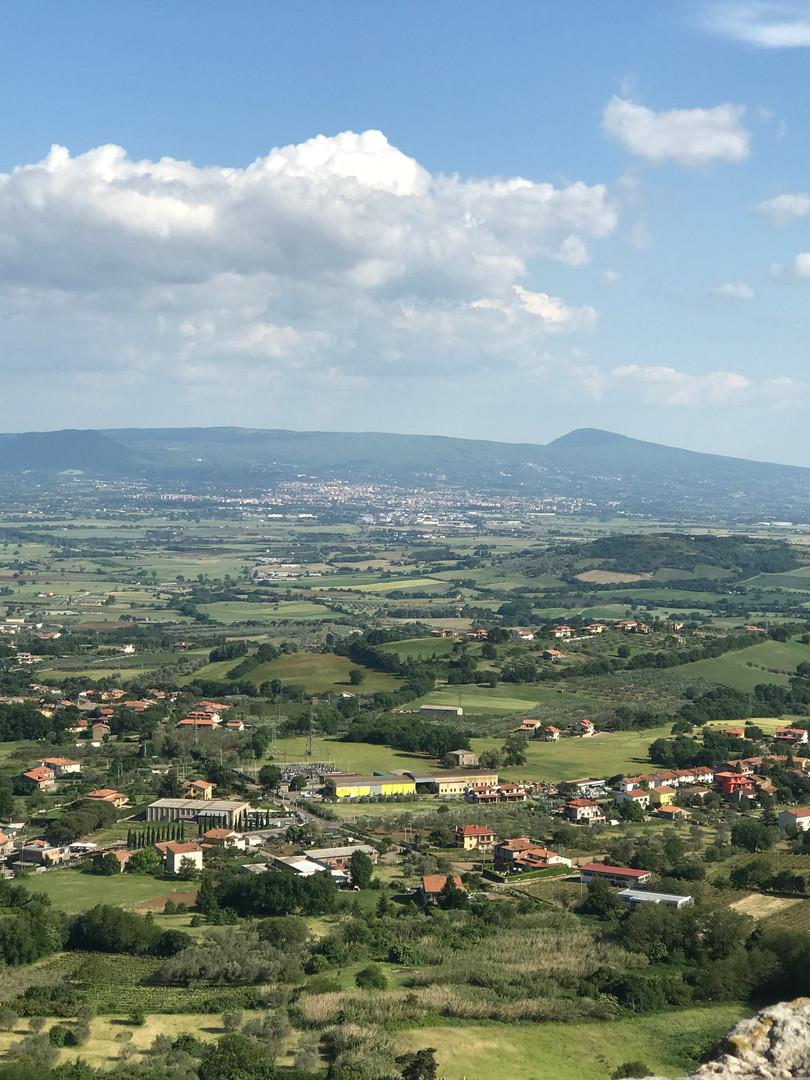 Another gorgeous Tuscan vista