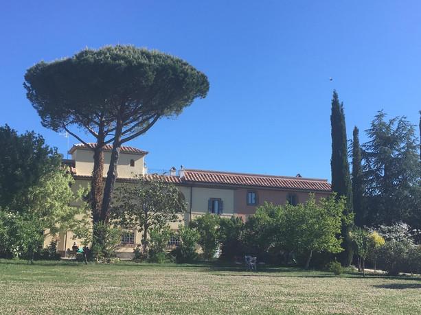 Our Villa In Farnese, Italy