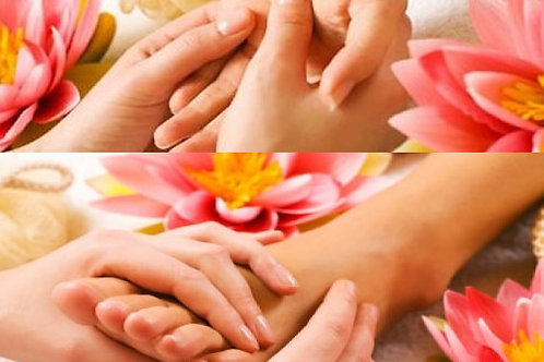 Spa pés e mãos
