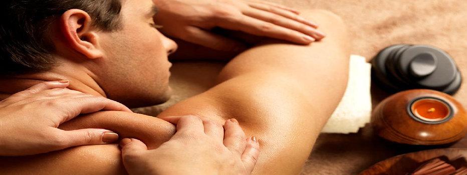 Massagem Relaxante Clássica