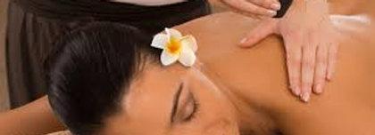 Candle Massage (massagem com velas)