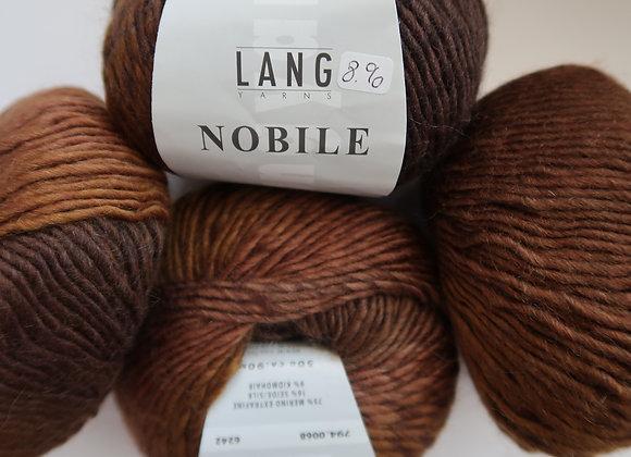 Paket 10x Nobile (Braun-Schema)
