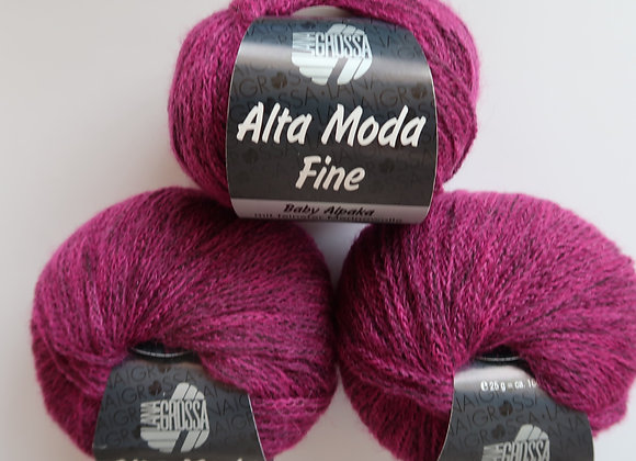 Paket 13x Alta Moda Fine (Magenta)