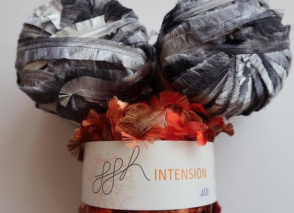 Paket 10x Intension (3x Herbstfarben, 7x Grau-Schwarz)